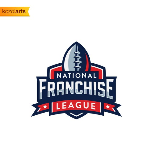 Logo for Fantasy Football League