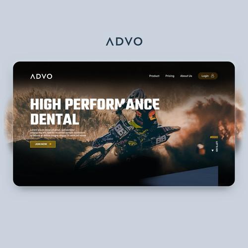 Lifestyle Dentist Website Design