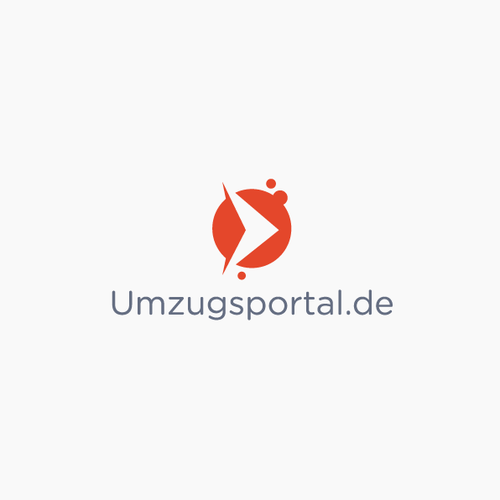 Create a logo for Umzugsportal.de