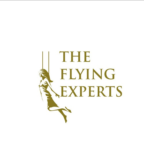 Logo creation for The Flying Experts