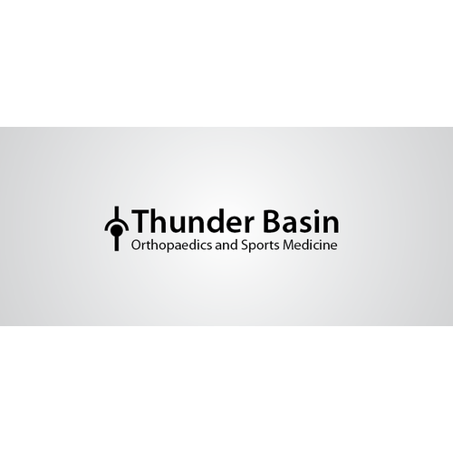 New logo wanted for Thunder Basin Orthopaedics and Sports Medicine