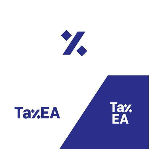 Financial app logo design