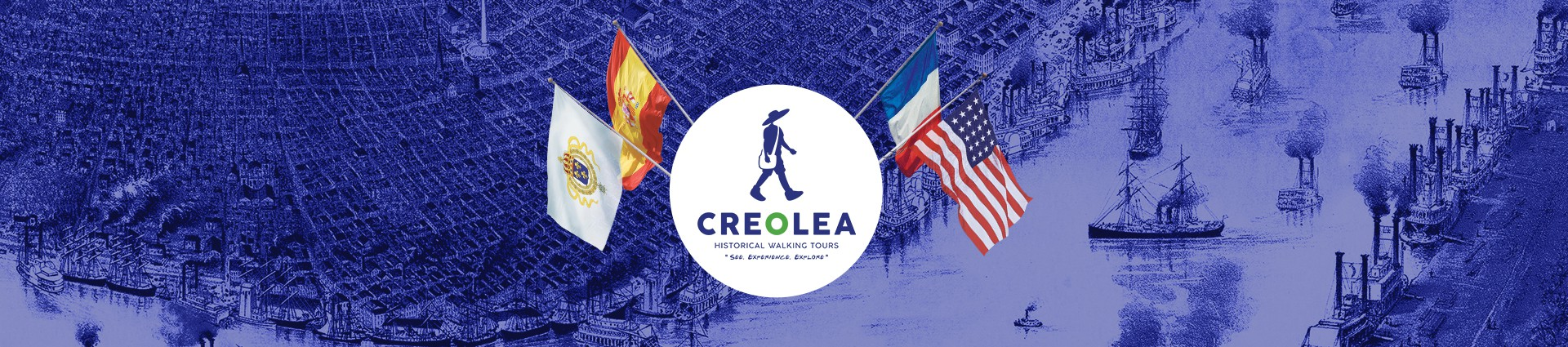 Images for Creolea | Historical Tours website