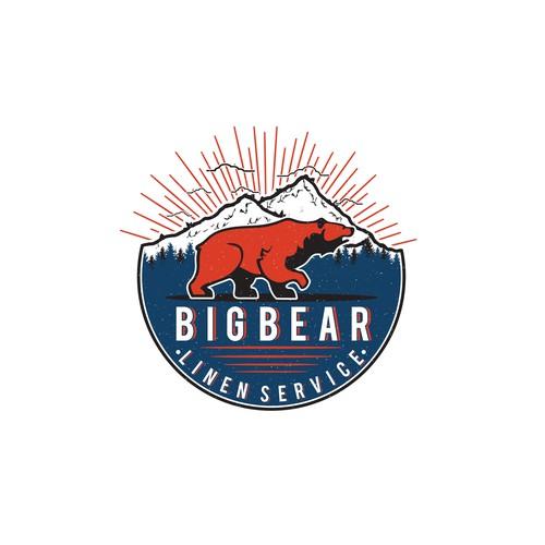 logo for contest BIG BEAR