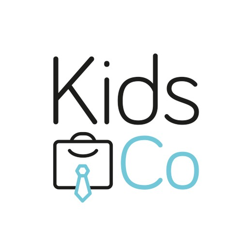 Kids Co logo design