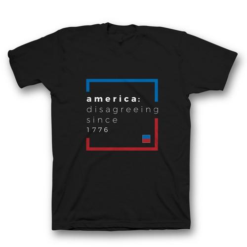 america disagreeing