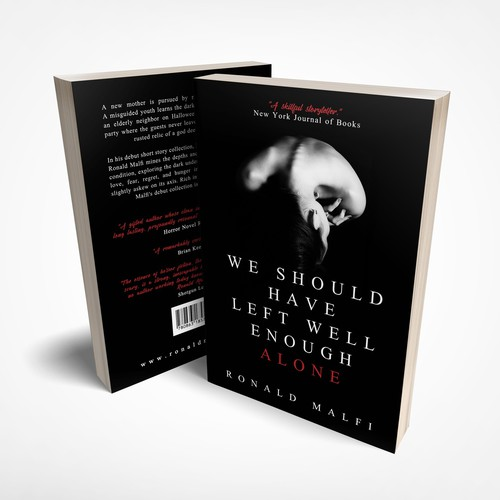We should have left well enough alone book cover