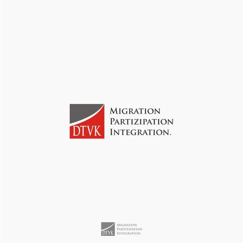 LOGO Design DTVK: Deutsch-Türkischer Verein Köln e.V