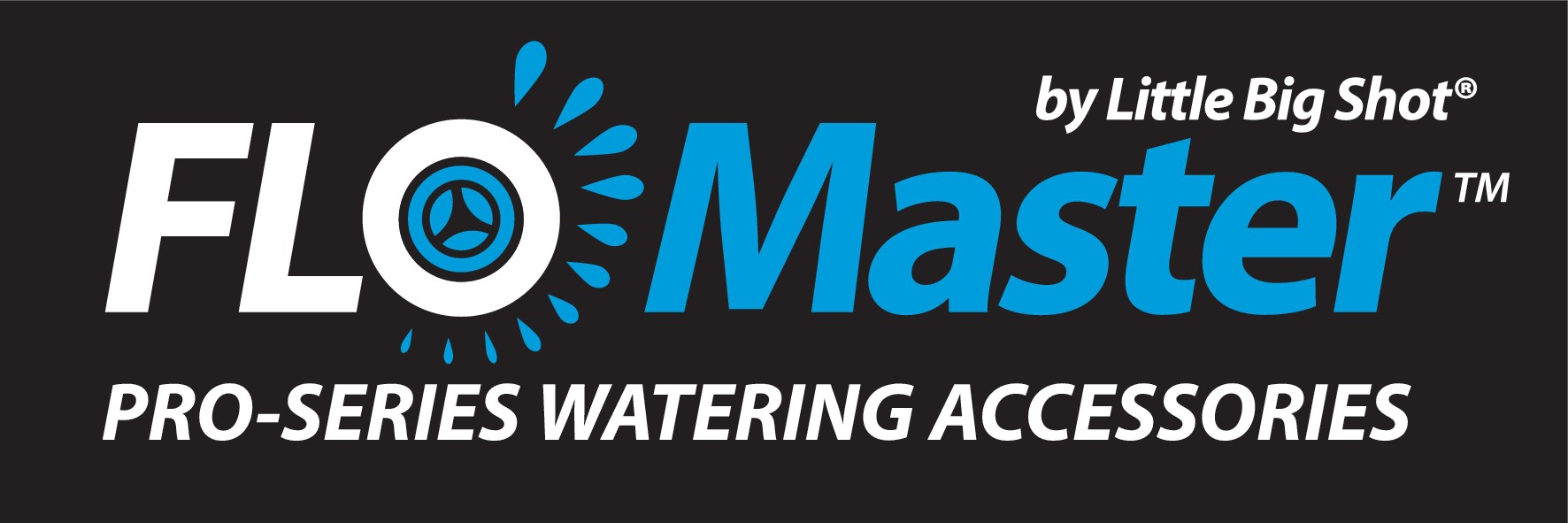 Stand-out, disruptive, retail-appropriate Logo for a new, patented watering accessory