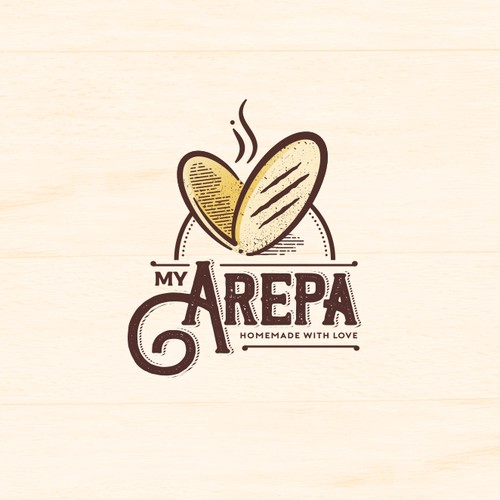 Logo design for a Latin-American restaurant.