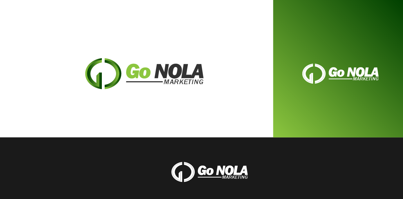 Go NOLA Marketing needs a new logo