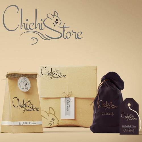 logo presentation for ChichiStore.fr
