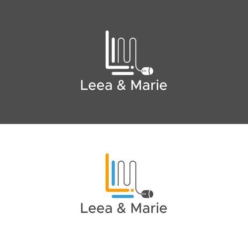 LOGO LEEA AND MARIE