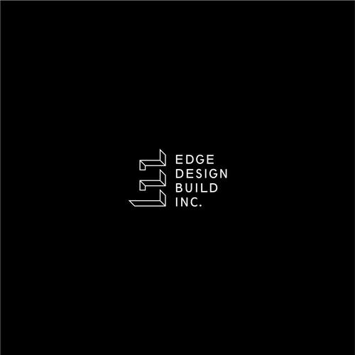 Simple Modern design For EDGE DESIGN BUILD