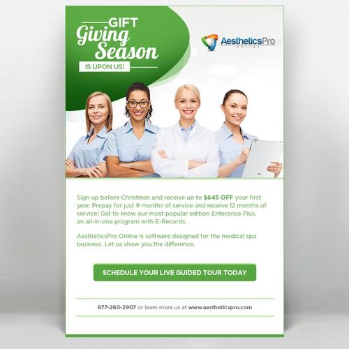 Medical Spa E-Mail Blast