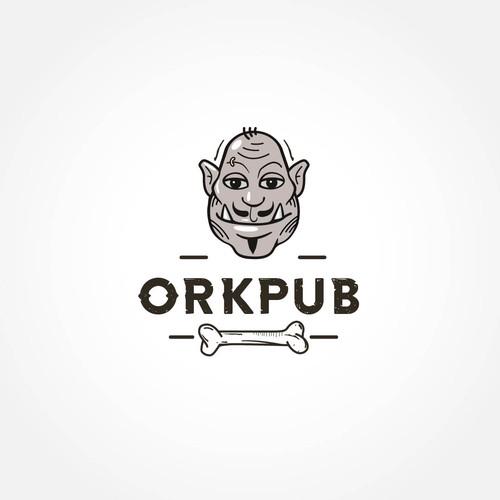 Logo design for Pub
