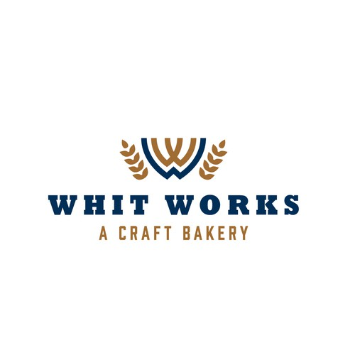 Simple Logo for a Craft Bakery