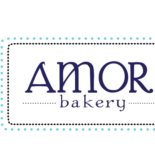 Amor Bakery Logo Contest