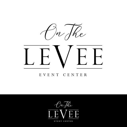 Elegant logo for a new wedding/event center