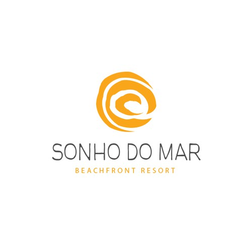 Winning Logo Sonho Do Mar