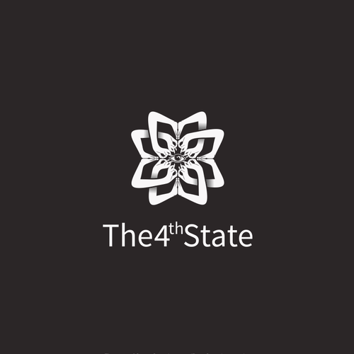 logo concept for the 4th state