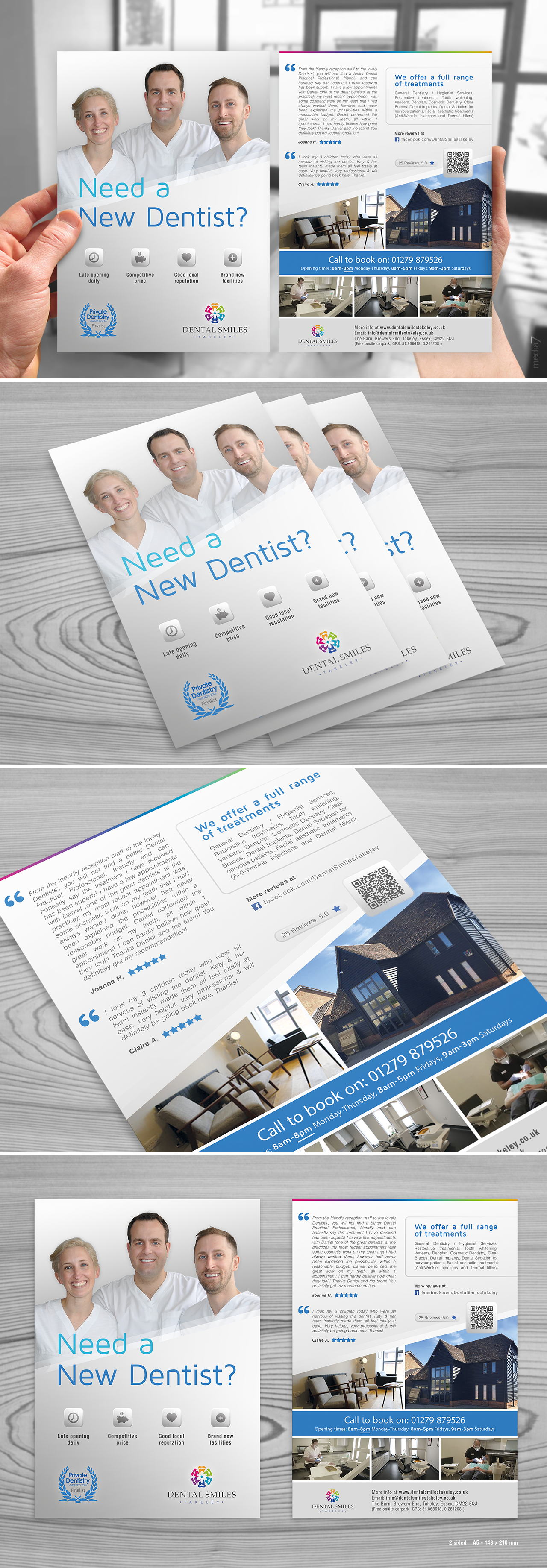 Browse original designs from media7 | 99designs