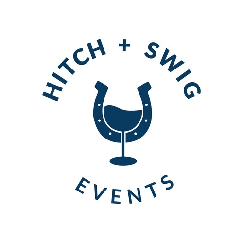 Logo Design for Hitch + Swig