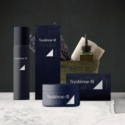 Packaging for  Care Products