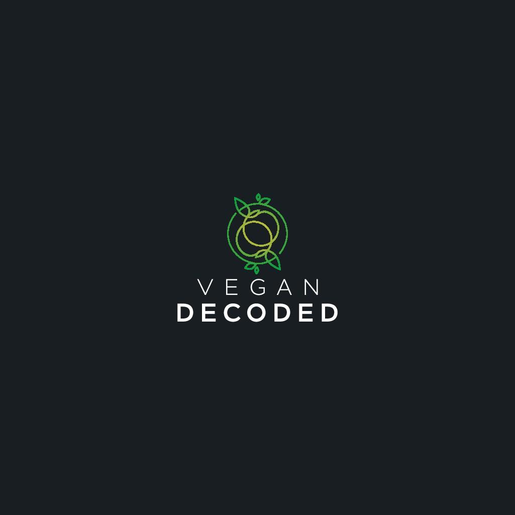 New vegan needs logo for cooking tutorials - vegan decoded