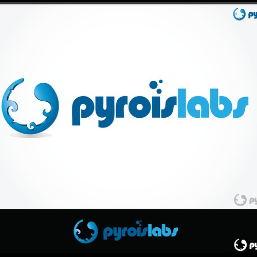 logo for pyrois labs