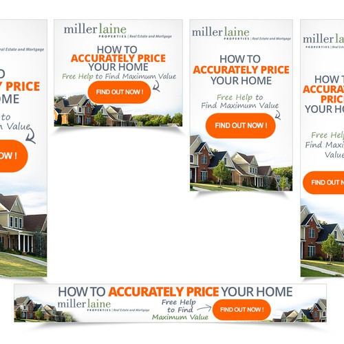 A Clear Friendly Real Estate  banner