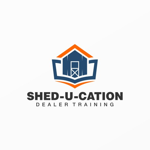 logo design shed u cation