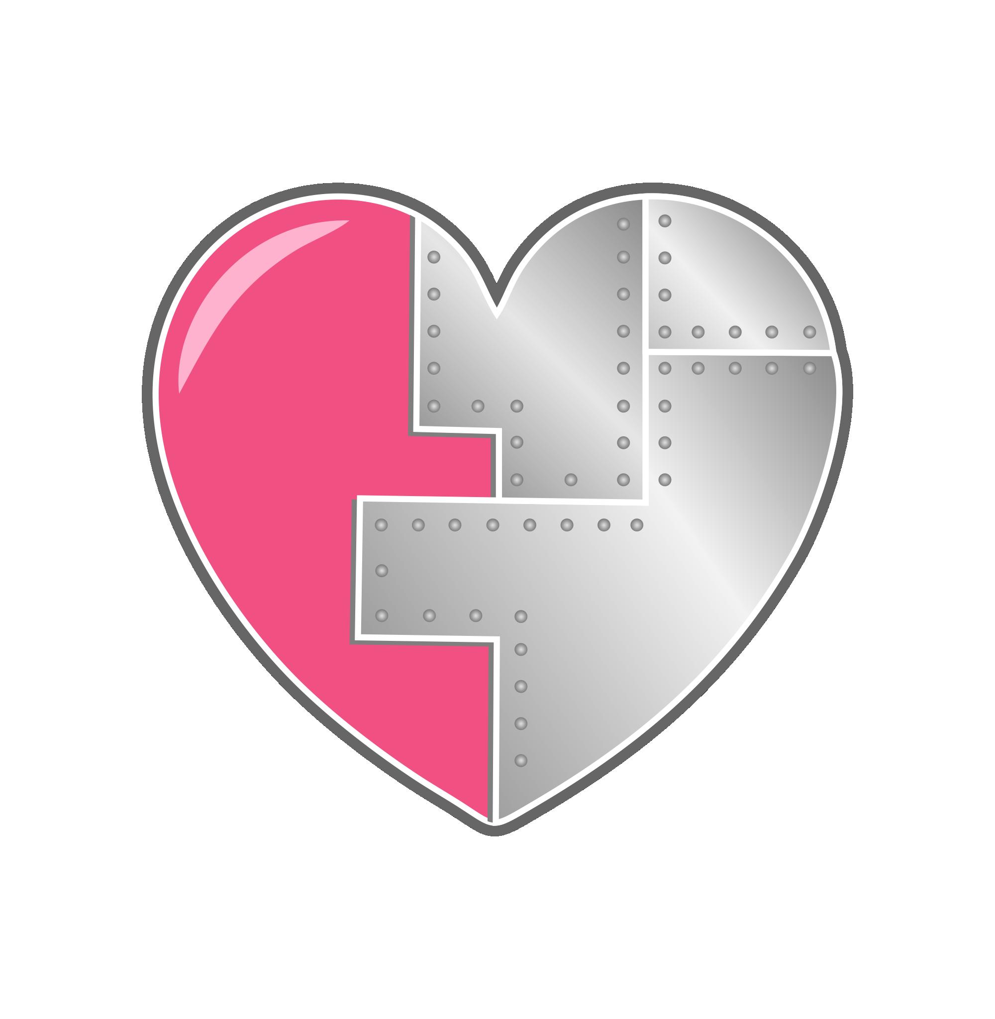 Please help me launch my new business - I Heart Metal Art!