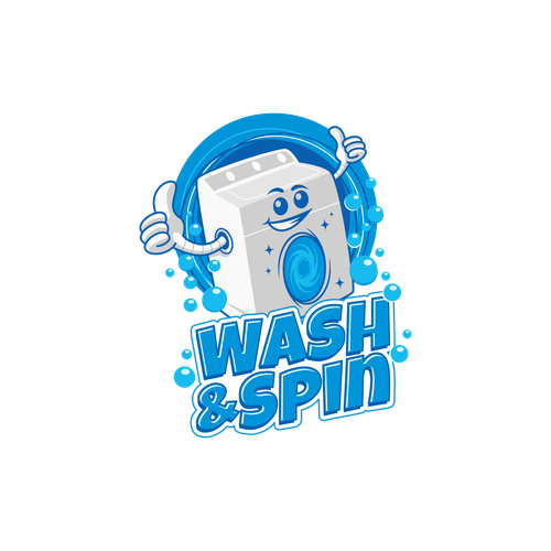 Upgrade logo and website for large laundromat and U-Haul dealer!