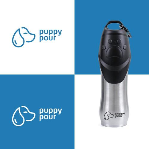 puppy pour