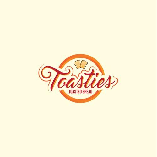 Logo for Toasties