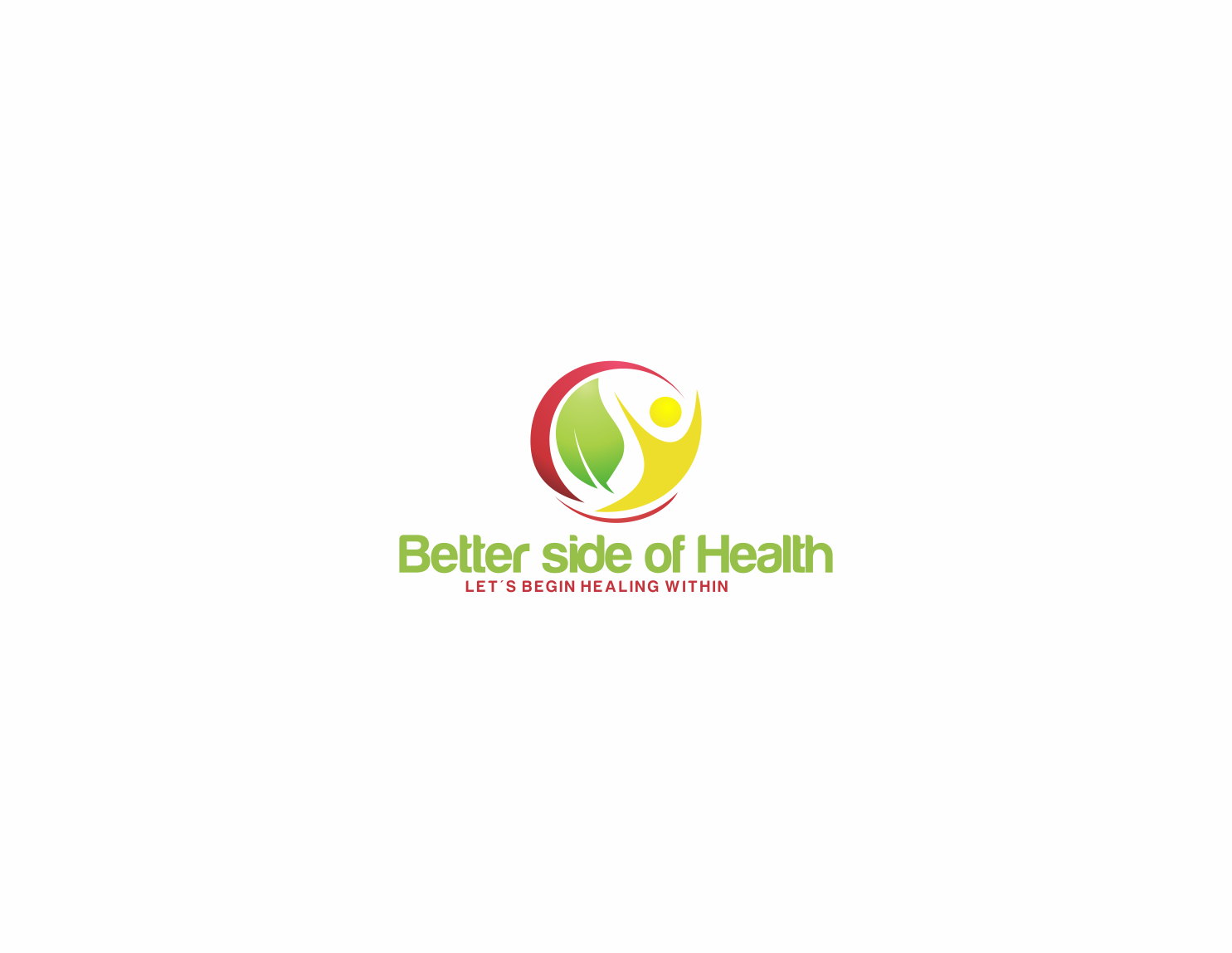 Create a logo that promotes better side of health