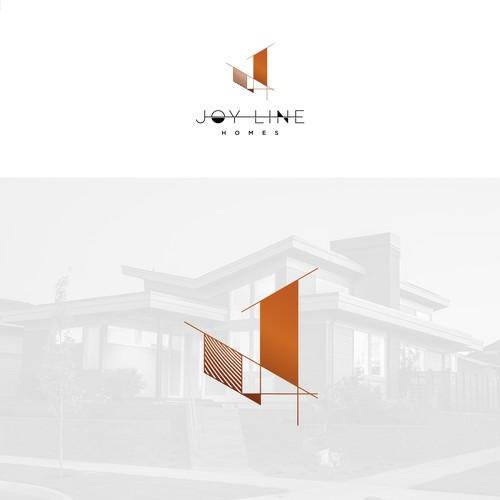 Abstract ultra modern logo