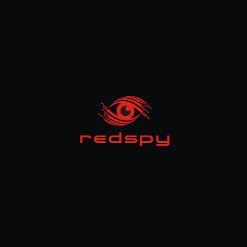 RedSpy logo design