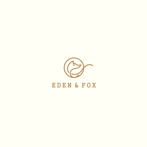"""Eden & Fox"" Fashion Jewelry needs a creative, beautiful & memorable logo"