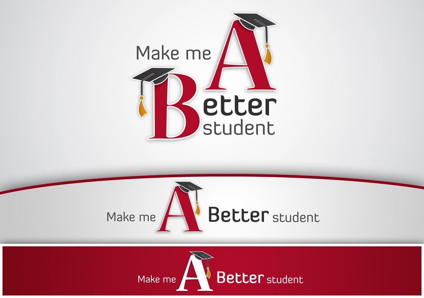 Make Me A Better Student needs a new logo