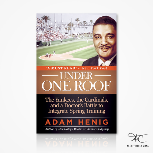 "Full cover design for Adam Henig's ""Under One Roof""."