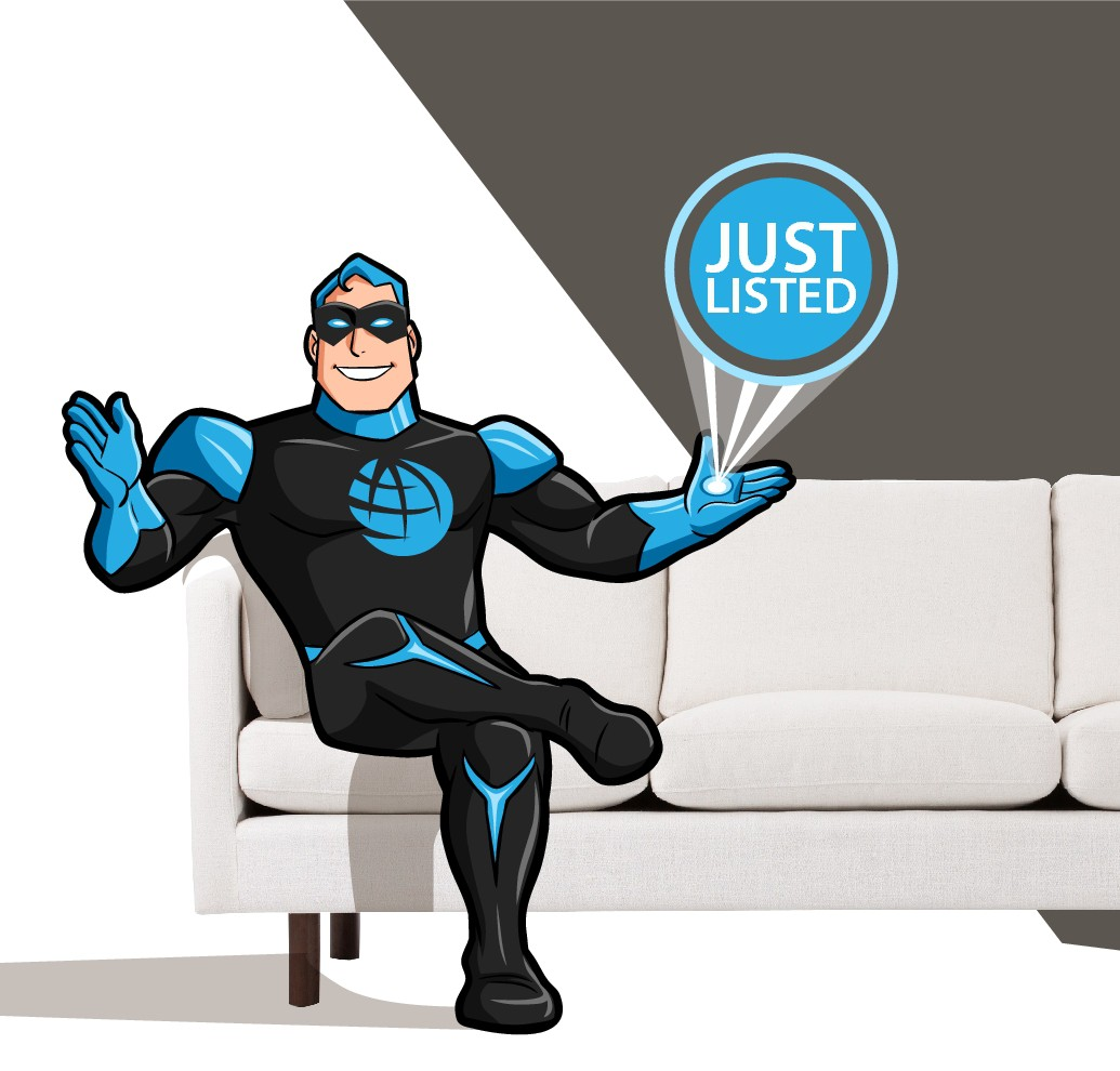 Apartment World is about to launch soon and we need a cool mascot called Apartment Guy!