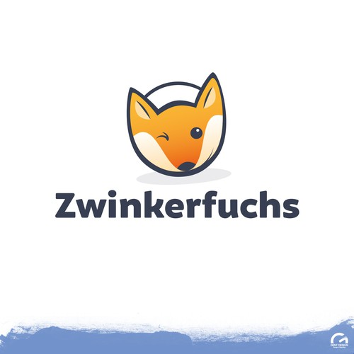 Cute - Foxy logo design