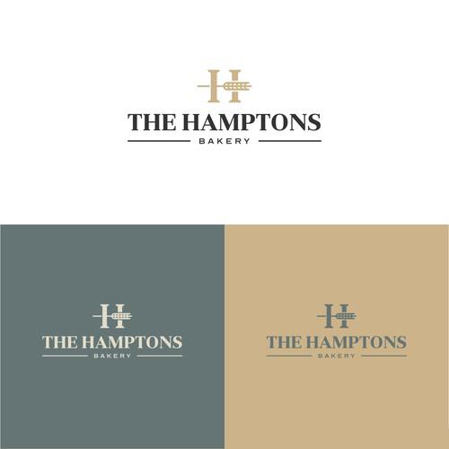 The Hamptons Bakery Logo