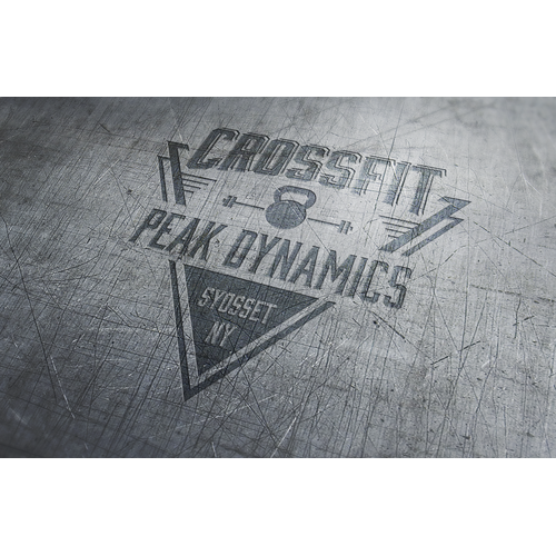 Logo for crossfit company!