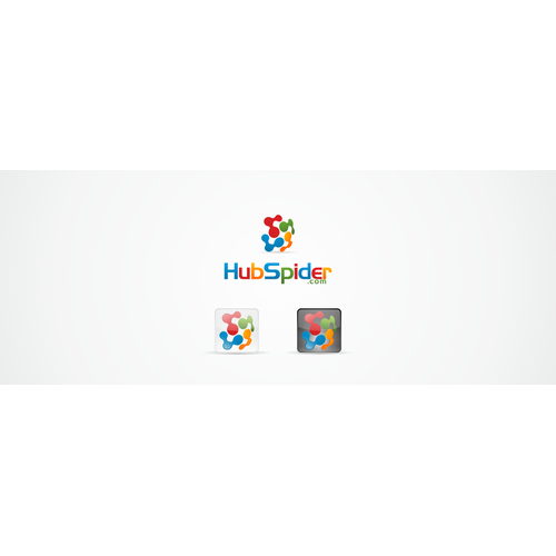 Help HubSpider.com with a new logo