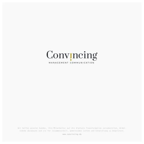 Logokonzept für ein weiblich geführtes Management Consulting Unternehmen.