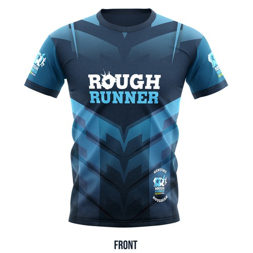 Rough Runner Sublimation Jersey