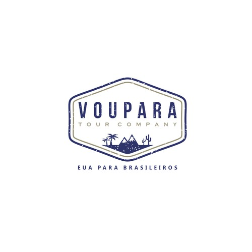 Logo design for Voupara Tour Company